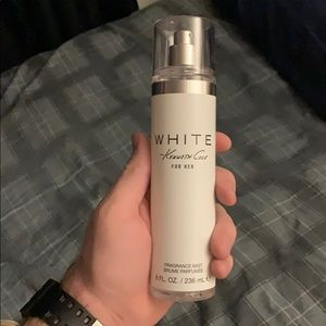 Kenneth Cole White For Women Spray